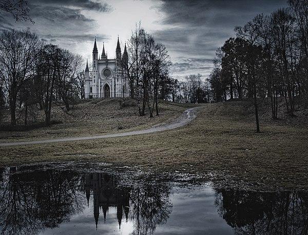 "Best photo. Church of Saint Alexandr Nevsky (""Capella""). Author: Koryakov K. M."