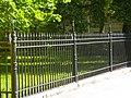 Кронштадт. Коммунистическая 1 (Макаровская), ограда2.jpg