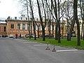 Ксенинский институт, манеж и сад01.jpg