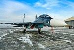 Курский авиаполк ЗВО завершил перевооружение на истребители Су-30СМ.jpg