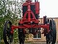 Пам'ятний знак трудової слави «Універсал — ВТЗ» Приютівка.jpg