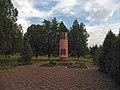 Пам'ятник загиблим шахтарям, Суха Балка 08.JPG