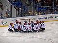 Паралимпиада следж-хоккей Россия 2014.JPG
