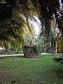 Парк «Дендрарий», каменные клумбы для пальм. Курортный проспект, 74, Хостинский район, Сочи, Краснодарский край.jpg