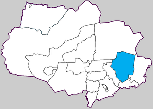 Pervomaysky District, Tomsk Oblast