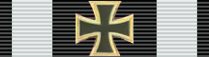 Nikola Zhekov - Image: Планка железного креста 1 класс