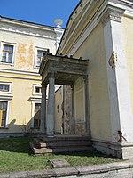 Портики по образцу античных, южный фасад.jpg