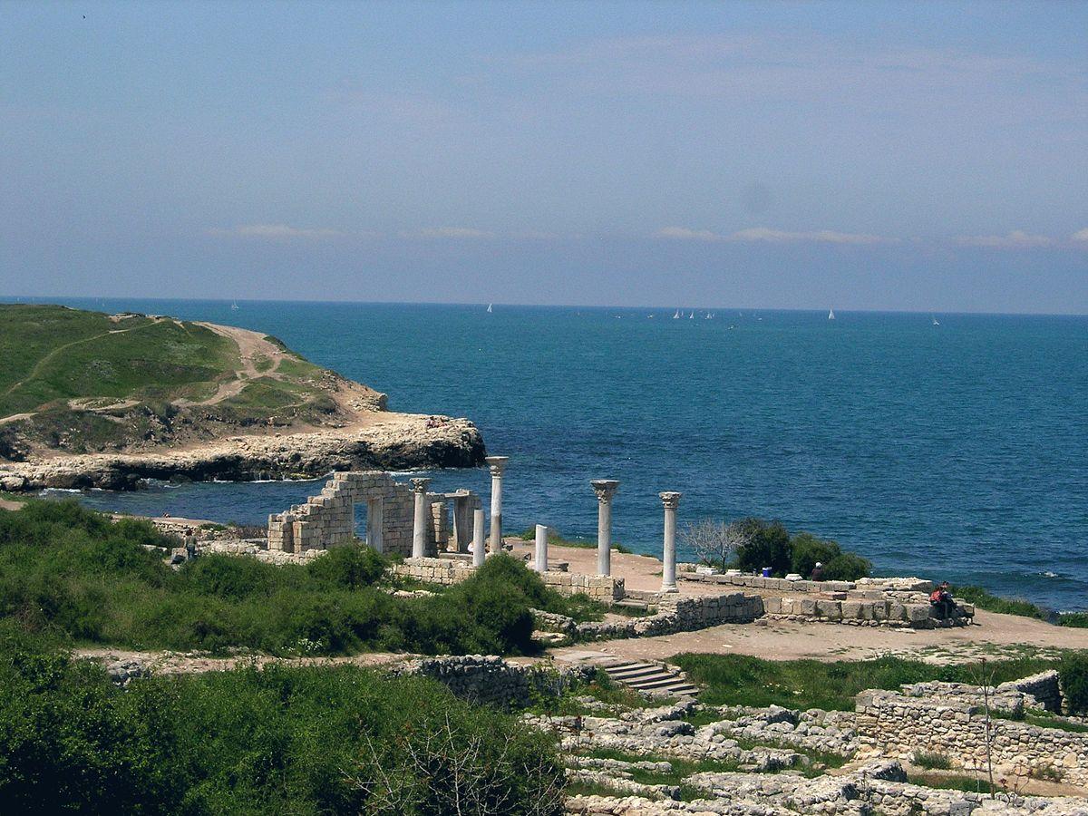 Картинки по запросу греческий полис в крыму