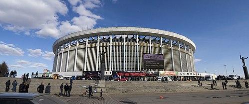 Saint Petersburg Sports And Concert