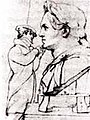 Скульптор Б. И. Орловский в мастерской ваятеля Б. Торвальдсена.jpg