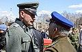 Снимок с Фестиваля ретро-техники и любителей военной истории, Гатчина, 2 мая 2013 г..jpg