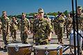 Тренування Нацгвадійців до параду військ з нагоди 25-ї річниці незалежності України IMG 0611 (28423241953).jpg