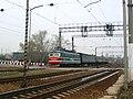 ЧС2-743, Россия, Москва, перегон Москва-Товарная-Павелецкая - Коломенское (Trainpix 130672).jpg