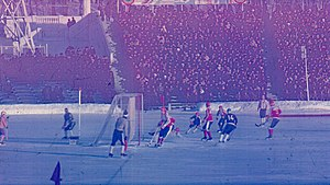 SKA-Neftyanik - SKA Khabarovsk in a home game against Yenisey in 1982