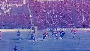 SKA-Neftyanik - SKA Khabarovsk in a home game against Yenisey in 1982