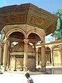مكان الوضوء من داخل ساحة مسجد محمد على.jpg