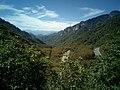 秦岭顶山下的盘旋路 - panoramio.jpg