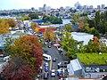 가을을 맞은 거리 풍경 Vancouver Canada - panoramio.jpg