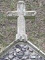 -2019-01-07 Apex cross, porch, south elevation, Church of Margaret's, Paston.JPG