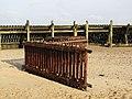-2019-01-30 Eroding sea defences on Walcott beach.JPG