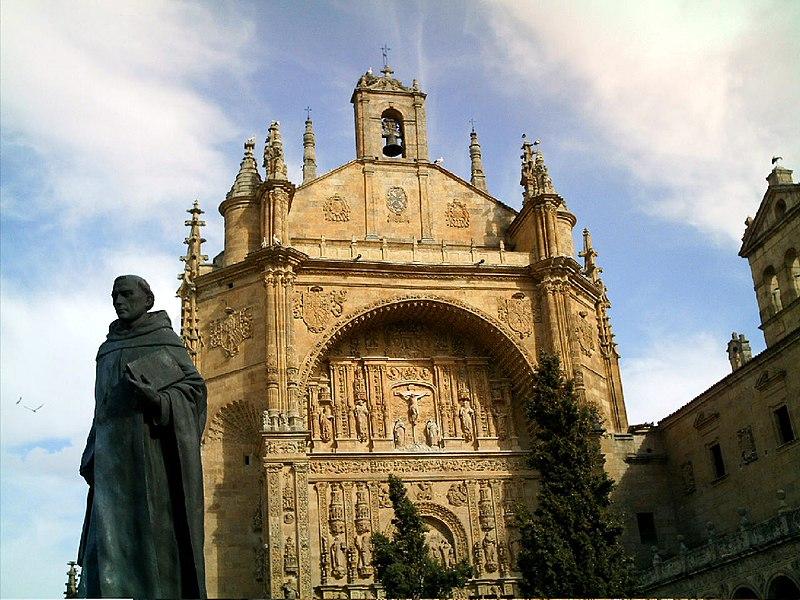 File:020- Convento de San Esteban.JPG