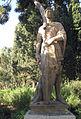 070 Parc de Sant Jordi, rèplica del Sant Jordi de Donatello.jpg