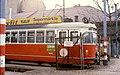 085L17050382 Strassenbahnremise Favoriten, Strassenbahn Linie 65, Typ T2 444.jpg
