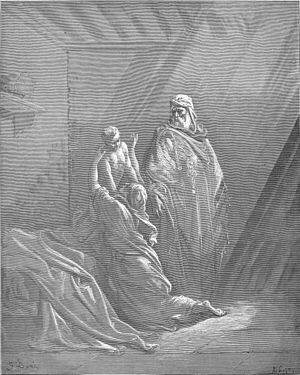 Elijah Raises the Son of the Widow of Zarephat...