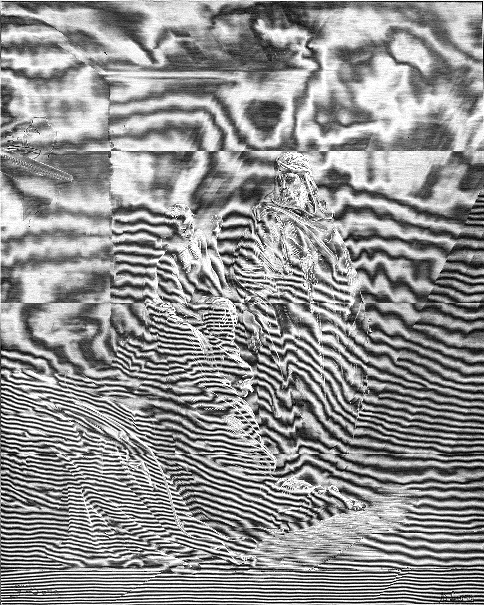 089.Elijah Raises the Son of the Widow of Zarephath