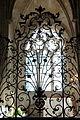 0 Noyon - Grille en fer forgé de la cathédrale Notre-Dame.JPG