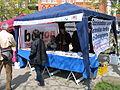 1. Mai 2013 in Hannover. Gute Arbeit. Sichere Rente. Soziales Europa. Umzug vom Freizeitheim Linden zum Klagesmarkt. Menschen und Aktivitäten (220).jpg