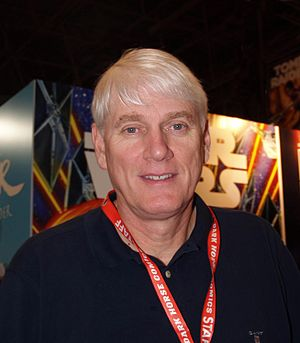 Mike Richardson (publisher) - Richardson at the New York Comic Con