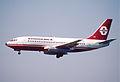 100bp - Aviogenex Boeing 737-2K3; YU-ANP@ZRH;22.07.2000 (5669129313).jpg