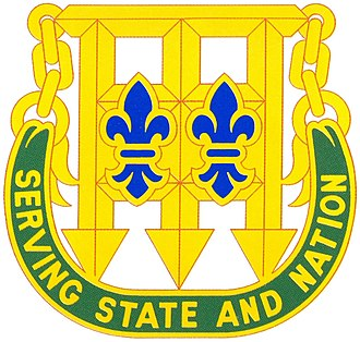 53rd Troop Command - Image: 102MPBn DUI
