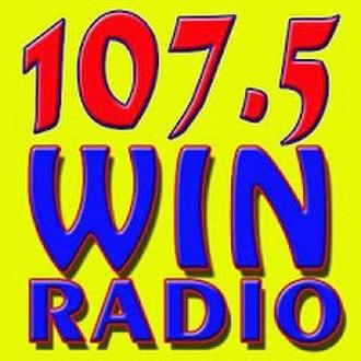 DYNU - Image: 107.5Win Radio Cebu