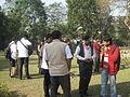 10th Anniversary Celebration of Bengali Wikipedia in Jadavpur University, Kolkata, 9-10 January, 2015 43.JPG