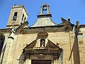114 Església de Santa Maria, façana sud, barroca.jpg