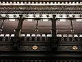 116 Palau del Lloctinent, galeria superior de la caixa de l'escala, durant el festival Llum BCN.JPG