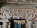 11th century Panchalingeshwara temples group, Kalyani Chalukya, Sedam Karnataka India - 12.jpg