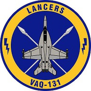 VAQ-131 - Image: 131 shoulder patch