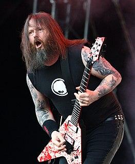 Gary Holt (musician) American guitarist