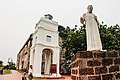 1521 St Paul's Church (Ruins) - Francis Xavier Statue 2.jpg