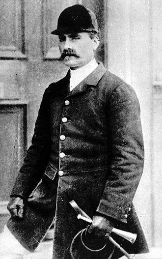 George Montgomerie, 15th Earl of Eglinton - The 15th Earl of Eglinton