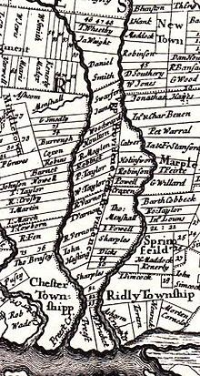 Marple Township Delaware County Pennsylvania Wikipedia