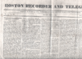 1827 Boston Recorder and Telegraph July 27.png