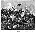 1875-07-15, La Ilustración Española y Americana, Carga heroica de los lanceros del rey, al mando del coronel Contreras, en la acción del condado de Treviño, el 7 del actual.jpg
