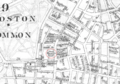 1886 Park Theatre Boston map byBromley BPL 12259 detail.png