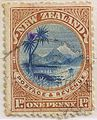 1898 pictorial 1 penny blue & brown (Lake Taupo).JPG