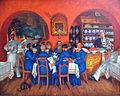 1916 Kustodiev Moskauer Schaenke anagoria.JPG