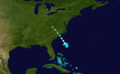 1920 Atlantic hurricane 3 track.png